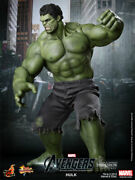 Hot Toys Mms 186 Avengers Hulk 1/6 Scale Collectible Figure