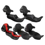 Driver Passenger Seat Wrap Around Backrest For Harley Touring Road Glide 2014-up