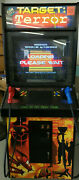 Target Terror Arcade Huo Home Use Only Condition Only 14 Plays On Coin Counter
