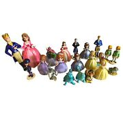 21 Disney Sofia The First Figures/cake Toppers Free Shipping