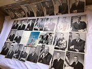 1960andrsquos Collection Of Photos Magazines News Papers U.s.a Astronauts Signed