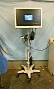 Stryker 26 Vision Elect Hdtv Surgical Viewing Monitor 240-030-960, On Stand.