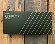 Nvidia Geforce Rtx 3060 Ti Founders Edition 8gb Gddr6 Graphics Card - Brand New