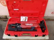 Hilti Dx 9-hsn Digital High-productivity Nailer With Case Powder Actuated 4