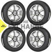 20 Ford F150 Truck Pvd Chrome Wheels Rims Tires Factory Oem Set 4 10005