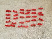 Lego Technic Rubber Grips For Tank Treads X30