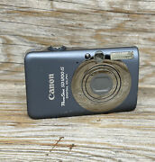 Canon Powershot Sd1200 Is 10.0 Mp Mega Pixels Elph Camera No Battery Or Charger