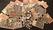 Large World Foreign Coin And Bank Note Currency 2
