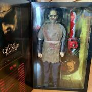 Sideshow The Texas Chain Saw Massacre Leatherface 12inch Action Figure Limited