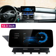 For Mercedes Benz Glk X204 2008-2012 12.3car Gps Android Auto Radio Stereo Navi