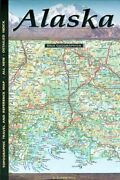 Alaska Map By Imus Geographics Excellent Condition