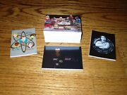 Big Bang Theory 6 And 7 Complete Silver Foil Board Set - Base + 3 Chase - 95 Cards