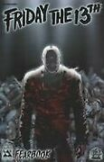 Friday 13th Fearbook Issue 1 Bodycount Cover Avatar By Mike Wolfer Brand New
