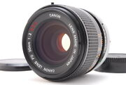 Rare O [a- Mint] Canon Fd 35mm F/2 S.s.c. Ssc Wide Angle Lens From Japan 7058