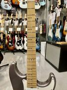 Three Dots Guitars S Dolphin Gray Metallic/m W/soft Case Ships Safely From Japan