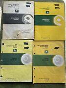 Oem Parts Catalog And Owners Manual For John Deere 318 And Rotary Mower Bin 3