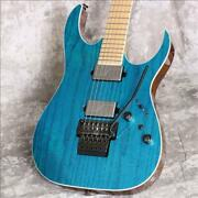 Ibanez Rg5120m Frozen Ocean Used L5ij3423 Used From Japan Ems