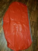 1969 Gm Original Red Chevy Seat Cover