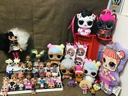 Huge Lol Surprise Big Little Sis Dolls Pets And Accessories Collectible Lot