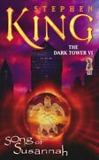 Dark Tower Vi Song Of Susannah By Stephen Illustrated By Anderson King Vg+