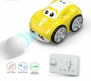 Rc 1/10 Car Mini Remote Control Car For Kids Toy Cars With Auto Follow Functions