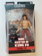 Spider-man Marvel Legends 6-inch Shang Chi Action Figure Hasbro -new