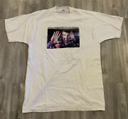 Vintage 90s Mural Conservancy Of Los Angeles Tee Shirt Size Xl