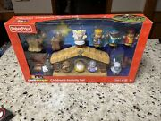 Fisher Price Little People Only At Target Children's Nativity Set New In Box