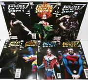 Justice Society Of America 2 3 4 6 7 10 2007 Dc Comic Book Lot Superman Johns