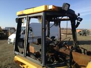 John Deere 310c - Cab Shell Only Heat Damage Components Sold Separately