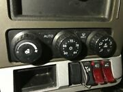 2014 Kenworth T680 Heater And Ac Temp Control 3 Knobs 5 Buttons