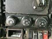 2015 Kenworth T680 Heater And Ac Temp Control