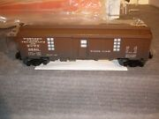 Lionel Western Union Tool Car 6-19992. A Great Complement To A Rail System Nib