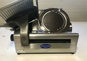 Globe Gc512 Chefmate 12 Inch Deli Meat Cheese Slicer Used