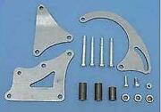 Full Size Chevy Short Water Pump Alternator Bracket Kit Extra Clearance Small
