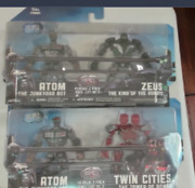 Real Steel Action Figures 2 Pack X2
