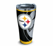 Tervis - 30oz Stainless Steel Tumbler - Pittsburgh Steelers - Nfl Rush