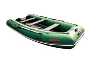 Dinghy Nawipoland Mp-360 S With A Fishing Keel / 7 Pt1 9713