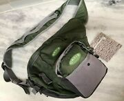 Orvis Sling Pack Safe Passage 3 Zip Comp. Camouflage Green