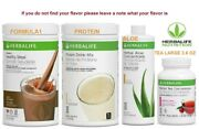 Herbalife Formula 1 Shake Mix Protein Shake Aloe Concentrate And Herbal Tea3.6