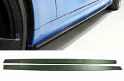 For Bmw F80 M3 F82 M4 4d 2d 14up Mp Style Real Carbon Fiber Side Skirts 1 Pair