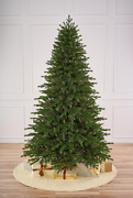 Artificial Oryol Spruce Of Premium Class. Christmas Tree. Artificial Wood