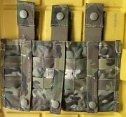 New Eagle Industries Modular Triple 3 Mag Carrier Assembly Pouch V.2 Multicam