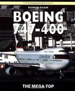 Boeing 747-400 Mega-top Osprey Civil Aircraft By Robbie Shaw Excellent