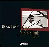 Gene Harris - Song Is Ended - Gene Harris - Cd - Excellent Condition