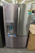 Ge Gfd28gynfs 36 Stainless Steel French Door Refrigerator Nob 110683