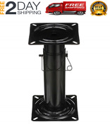 Marine Boat Seat Pedestal Base Adjustable Mount Swivel Chair Seating Accessories
