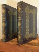 Les Miserables By Victor Hugo Easton Press - Collector's Famous Leather, New