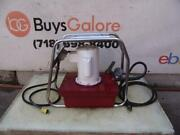 Enerpac Hydraulic Pump 10,000psi 120 Volts For Bender Works Well