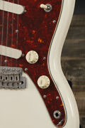 Fender Japan Made In Japan Char Mustang Rosewood Fingerboard Olympic White
